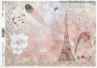 Papier - ryžový papier ITD 1412 - 9586175_