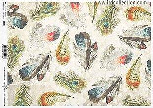 Papier - ryžový papier ITD 1414 - 9586196_