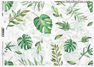 Papier - ryžový papier ITD 1417 - 9586206_
