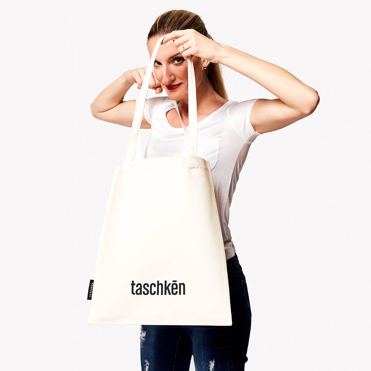 Nákupné tašky - Plátená taška Basic White - 9584867_