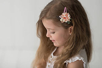 Ozdoby do vlasov - Detská pukačka