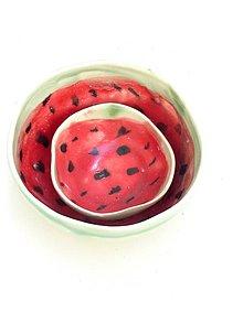 Nádoby - miska melón veľká - 9586101_