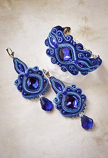 Sady šperkov - Rhapsody In Blue -  sada - 9585265_