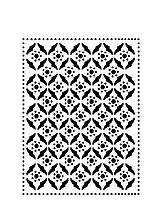 Pomôcky/Nástroje - Šablóna AS493 - 9586371_