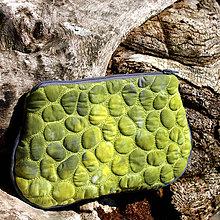 Taštičky - Barevné kamení I. - taštička - 9589890_