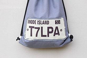 Batohy - Vak uťahovací Rhode Island - 9589613_