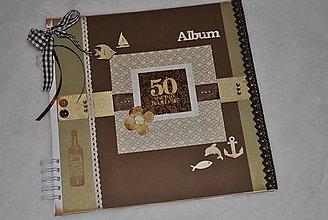 Papiernictvo - Album/50tka/rybárovi - 9590336_