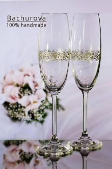 Nádoby - Svadobné poháre - 9047010_