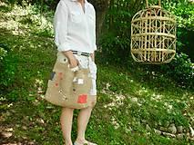 Veľké tašky - Taška Mondrian - 9588971_