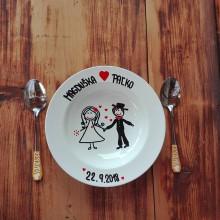 Darčeky pre svadobčanov - Svadobný set - 9587883_