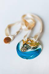 Náhrdelníky - MEDAILÓN náhrdelník