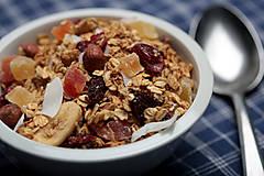 Potraviny - Ovocné pečené müsli - 9590033_