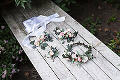- Boho svadobný set
