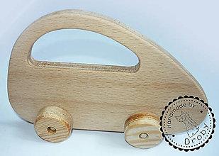 Hračky - autíčko pre najmenších - 9590933_