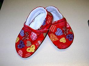 Topánočky - capačky - 9590318_