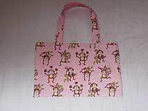 """Detské tašky - detská taštička """"opica"""" - 9588012_"""