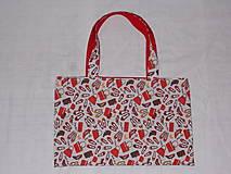 """Detské tašky - Detská taškička """"kabelky a lodičky"""" - 9588040_"""