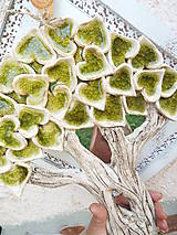 Socha - Strom života (Zelená) - 9588054_