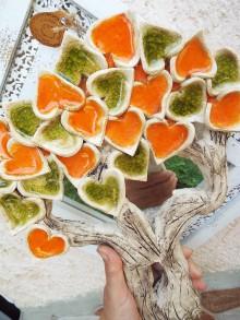 Socha - Strom života (Oranžová) - 9588056_