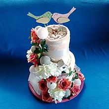 Nezaradené - Svadobná torta (Gabriella) - 9591404_