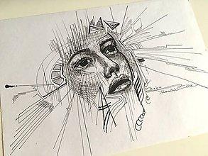 Kresby - Looking - 9591504_