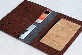 Tašky - Puzdro na karty, doklady - 9592807_