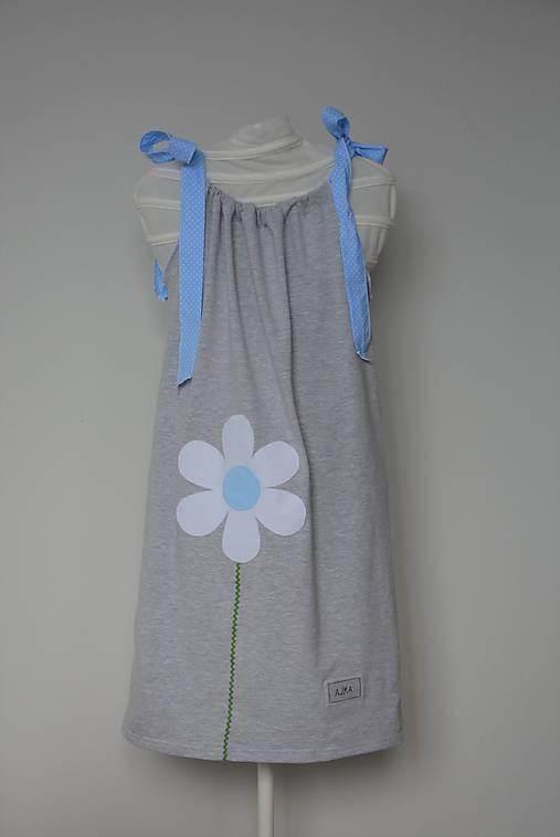 a719cf9b9089 Meggie letné šaty flower   jezibabka - SAShE.sk - Handmade Detské ...