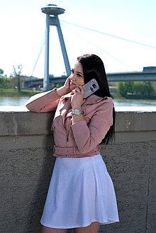 Na mobil - Kryt s motívom UFO pre Apple, Huawei, Samsung - 9592979_