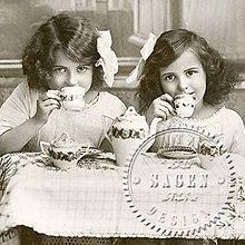 Papier - Sagen kolekcia čaj o piatej - 9591612_
