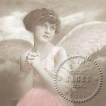 Papier - Sagen kolekcia anjel - 9592073_