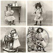 Papier - Sagen kolekcia detičky - 9592862_