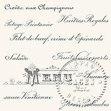 Papier - Sagen menu - 9593049_