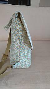 Batohy - Batoh (backpack) s výšivkou - 9593953_