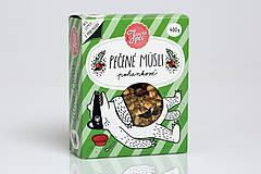 Potraviny - Pohankové (bezlepkové) pečené müsli - 9591821_