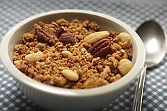 Potraviny - Orechová pečená kaša - 9592895_