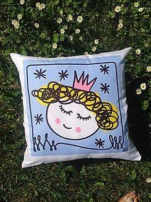 Úžitkový textil - princezná - 9592048_