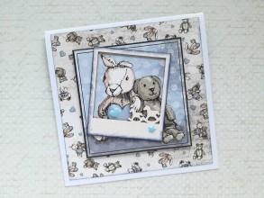 Papiernictvo - Detská pohľadnica - 9595249_