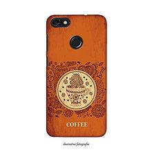 Na mobil - Kryt s motívom coffee pre Apple, Huawei, Samsung - 9596256_