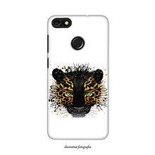 Na mobil - Kryt s motívom jaguára pre Apple, Huawei, Samsung - 9596305_