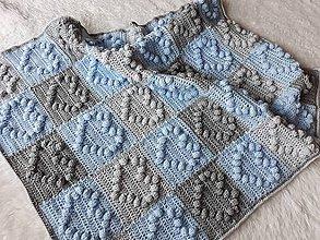 Textil - Dečka so srdiečkami 2 - 9595090_
