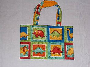 "Detské tašky - Detská taštička""dino ll."" - 9594998_"