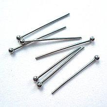 Komponenty - CHO-Nit s guličkou-1ks - 9598657_
