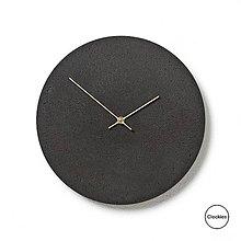 Hodiny - Betónové hodiny Clockies CL300201 - 9597364_