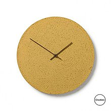 Hodiny - Betónové hodiny Clockies CL300802 - 9599586_