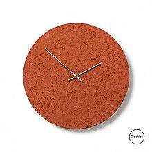 Hodiny - Betónové hodiny Clockies CL300601 - 9599629_