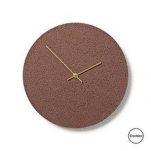 Hodiny - Betónové hodiny Clockies CL300506 - 9599630_