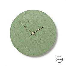 Hodiny - Betónové hodiny Clockies CL300701 - 9599632_
