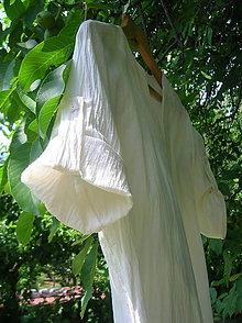 Šaty - Plážové šaty - tunika - 9598016_