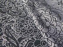 Textil - Lenny Lamb Wild Wine Grey & White - 9598421_
