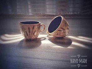 Nádoby - Šáločka na kávičku - 9600721_